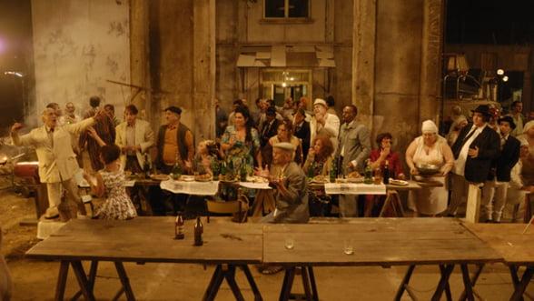 Filmul de debut al regizorului Silviu Purcarete, prezentat la Londra