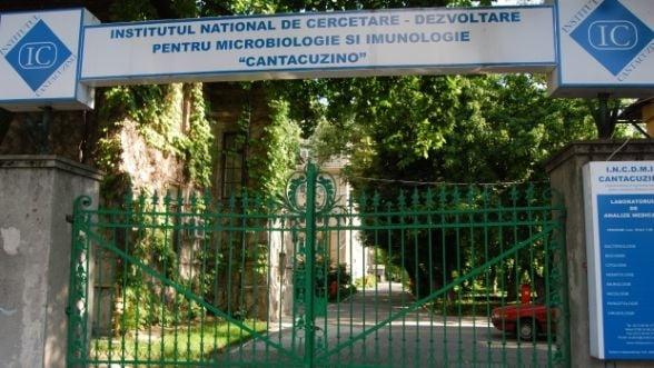 Finantarea productiei de vaccinuri la Institutul este necesara pentru siguranta nationala