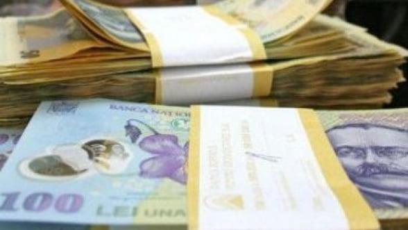 Finantele au imprumutat 1,3 miliarde lei. Costurile de finantare au atins noi minime istorice