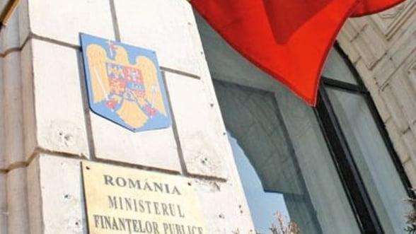 Finantele au imprumutat 1,339 mld. lei de la banci