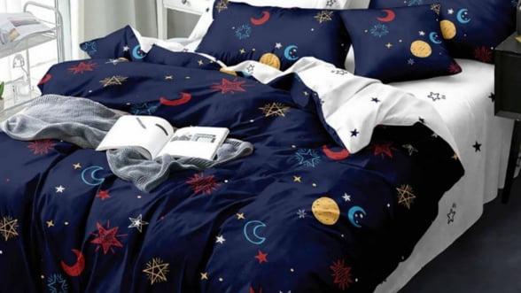 Finette - magazin online expert in comercializarea lenjeriilor de pat din materiale inalt calitative