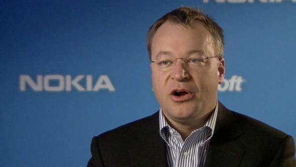 Finlandezii, indignati de beneficiile de 19 milioane de euro primite de seful Nokia