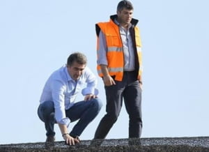 Finul baronului Ionel Arsene a castigat un contract de 120 de milioane de euro pentru modernizarea unui drum national. Ministrul Transporturilor a trimis corpul de control la CNAIR