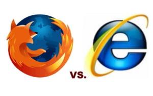 Firefox, lider de piata in Europa