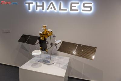 Firma care a creat laserul de la Magurele angajeaza sute de romani care sa lucreze la sateliti, radare si sonare (Foto)