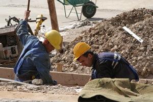 Firmele de constructii au nevoie de 4.000 de muncitori, in special, inalt calificati