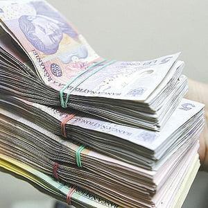 Fiscul a majorat bugetul cu 412,5 milioane lei