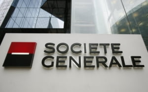 Fitch a coborat la 'A+' ratingul Societe Generale pentru credite pe termen lung
