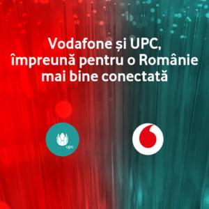 Fitch a retrogradat Vodafone dupa achizitionarea companiei care detine UPC
