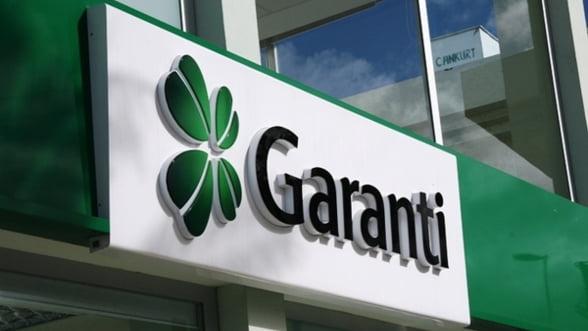 Fitch a retrogradat cu o treapta ratingurile Garanti Bank
