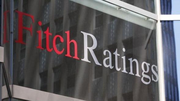 Fitch confirma ratingurile UniCredit Tiriac Bank, Banca Transilvania si ProCredit Bank Romania