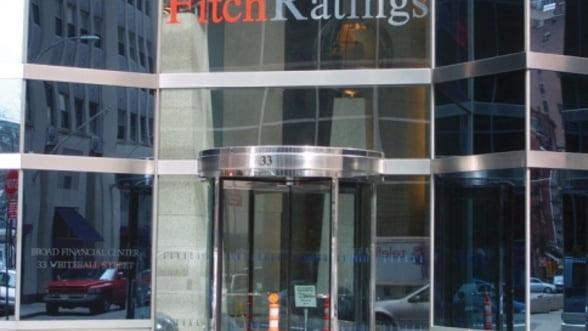 Fitch nu vede cu ochi buni finantele Statelor Unite