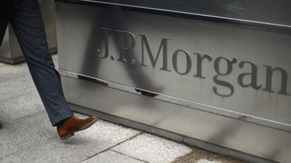 Fitch retrogradeaza ratingul bancii J.P. Morgan Chase dupa pierderile anuntate