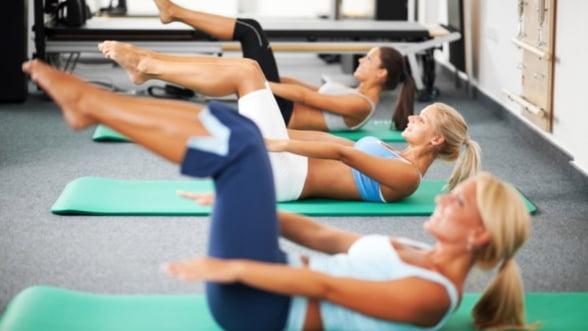 Fitness dupa sarbatori: Cum scapi de kilograme, cu Cori Gramescu
