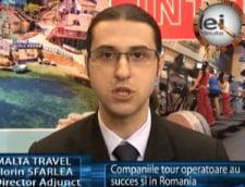 Florin Sfarlea , director adjunct Malta Travel