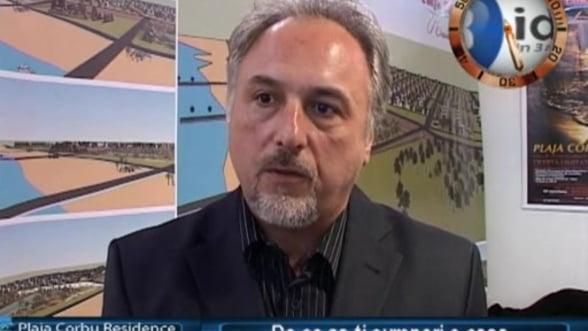 Florin Tulea, consilier imobiliar Plaja Corbu Residence