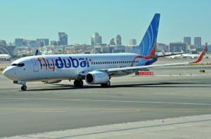 Fly Dubai si-a anulat zborul din Bucuresti, ce urma sa fie operat cu un Boeing 737 Max