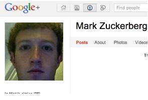 Fondatorul Facebook este pe Google+