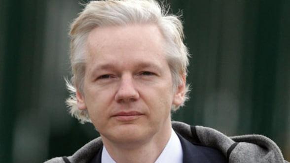 Fondatorul WikiLeaks, increzator in sansele de a deveni parlamentar in Australia