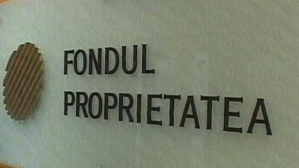Fondul Proprietatea a vandut 1,11% din actiunile OMV Petrom, pentru 56,8 milioane euro