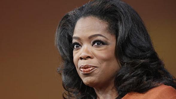 Forbes: Oprah Winfrey, cea mai bine platita celebritate din lume