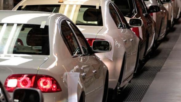 Ford Chrysler si General Motors, afectati de scaderea vanzarilor auto din Rusia