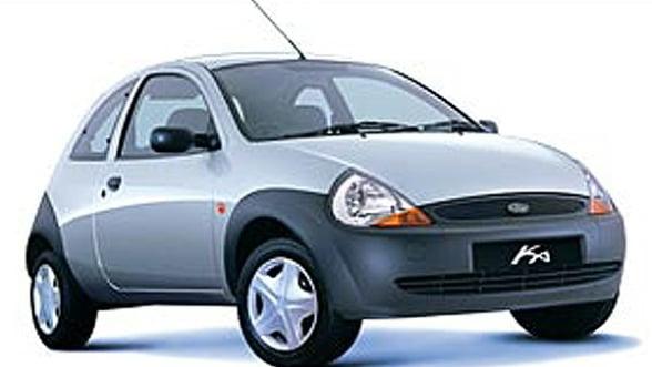 Ford Ka ar putea fi produs la uzina de la Craiova