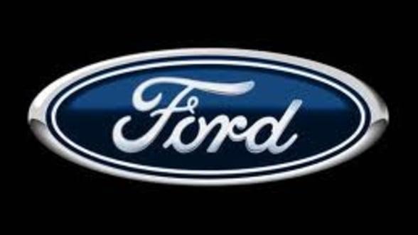 Ford Motor: Piata auto europeana a depasit momentul critic