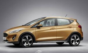 Ford a anuntat preturile din Romania pentru noua Fiesta Active, rivala Daciei Sandero Stepway