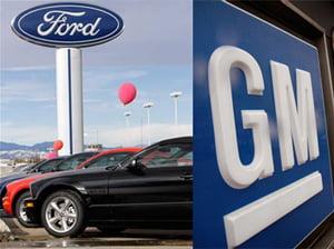 Ford ar putea depasi GM