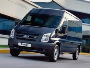 Ford ar putea produce modelul Transit in Romania si Turcia
