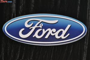 Ford concediaza sute de angajati, insa cei de la uzina din Romania sunt in siguranta