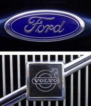 Ford ia in calcul vanzarea Volvo