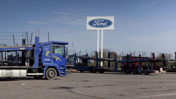 Ford isi va reduce numarul de furnizori pentru a-si diminua costurile de productie