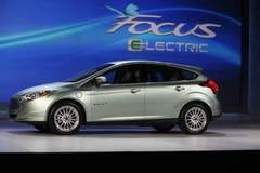 Ford lanseaza varianta electrica a Focus