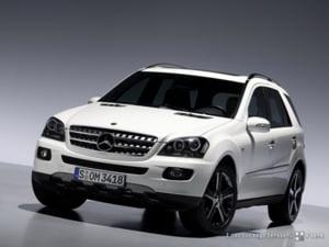 Ford si Mercedes pun la dispozitia autoritatilor sute de masini, gratuit, pentru summitul NATO