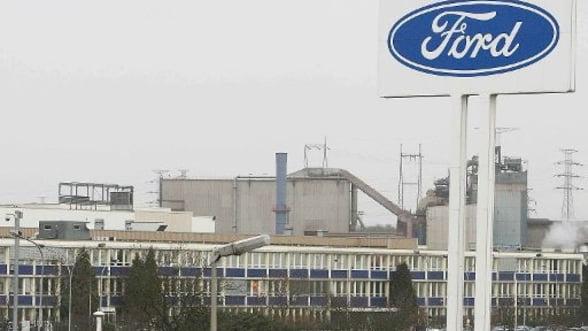 Ford va construi 14 fabrici noi pentru a creste productia de vehicule cu peste o treime