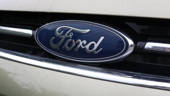 Ford va desfiinta cateva mii de locuri de munca in Europa