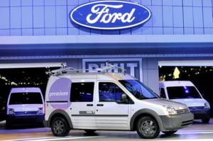 Ford va produce la Craiova Transit Connect pentru pasageri