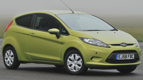 Ford vrea sa dezvolte un model low-cost bazat pe Fiesta