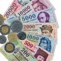 Forintul s-a apreciat in fata euro