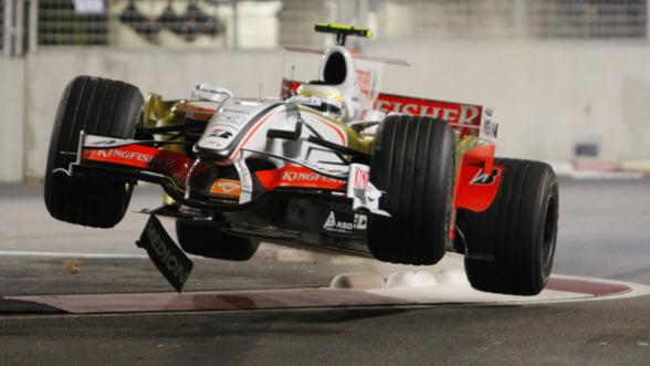 Formula 1 va fi cotata la bursa incepand din acest an