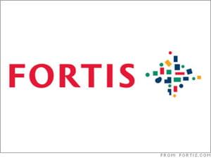 Fortis a primit un ajutor de 11,2 miliarde euro din partea mai multor guverne