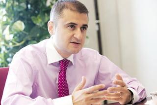 Fostul director BRD, Sorin Mihai Popa, povesteste despre obstacolele prin care a trecut de la inceputul carierei