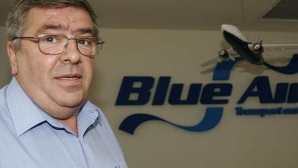 Fostul director Blue Air se intoarce la conducerea companiei