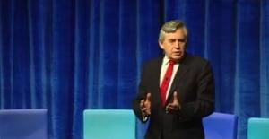 Fostul premier Gordon Brown propune federalizarea Marii Britanii, pentru ca regatul sa nu se destrame