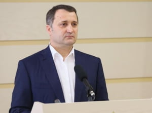 Fostul premier moldovean Vlad Filat, retinut pentru 72 de ore
