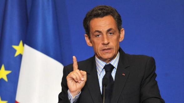 Fostul presedinte Nicolas Sarkozy, pus sub acuzare pentru coruptie