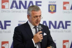 Fostul sef ANAF care a acuzat PSD c-a cerut controlarea marilor firme de audit publica un mail intern drept dovada