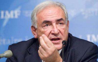 Fostul sef FMI Strauss-Kahn devine presedintele CA al unei firme financiare din Luxemburg